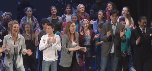 """""""Dannie"""" és l'últim musical produït per l'Atsoc, que es va estrenar el desembre passat"""