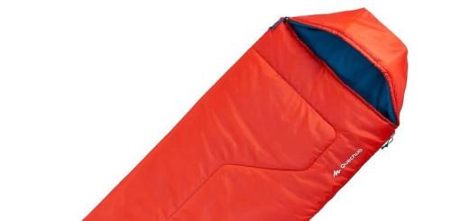 El sac infantil Forclaz 10 graus Junior, de la marca Quechua, de Decathlon