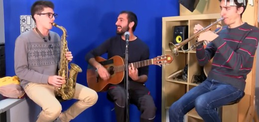 [Vídeo] [Pànic al Plató] Entrevista al grup Raska