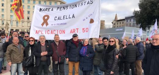 Foto : Marea Pensionista de Calella