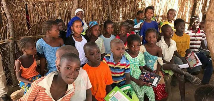 L'associació Àfrica Increïble ha construït una escola al Senegal