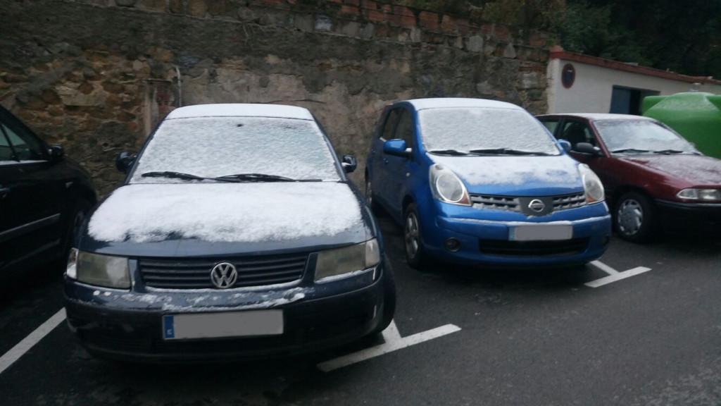 cotxes nevats