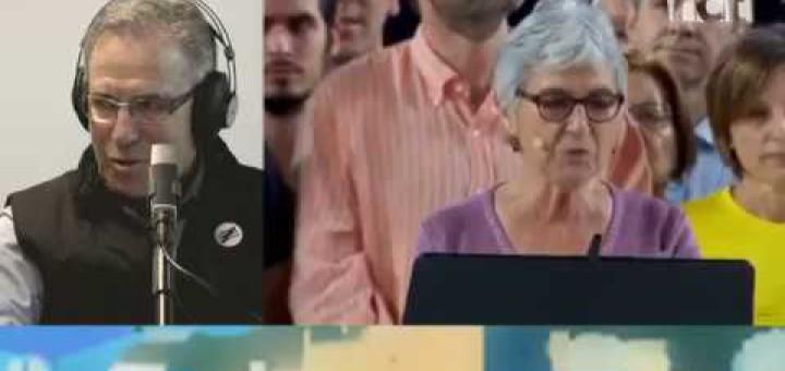 """[Vídeo] [La Ciutat] Jaume Planas : """"Havíem de ser conscients que les revolucions impliquen morts, destrucció i paralització"""""""
