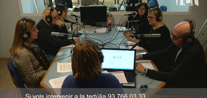 [Vídeo][La Ciutat] Obert el debat sobre el canvi de nom de l'Escola Dr. Carles Salicrú