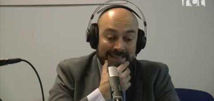 """[Vídeo][La Ciutat] Saül Gordillo : """"És un privilegi dirigir la ràdio pública del teu país en una època tan intensa i apassionant"""""""