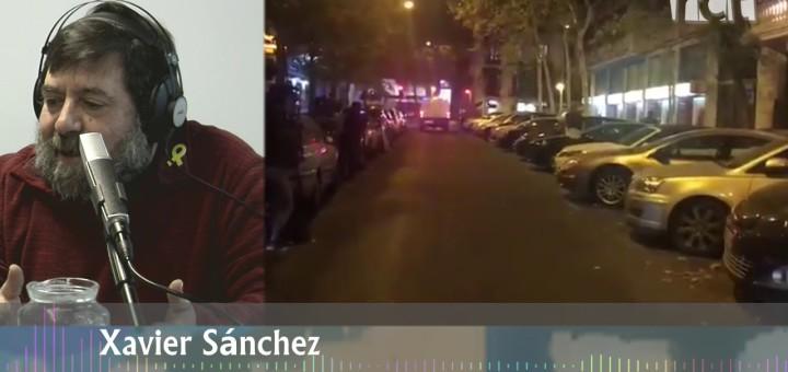 """[Vídeo][La Ciutat] Xavier Sánchez: """"Són ostatges polítics"""""""