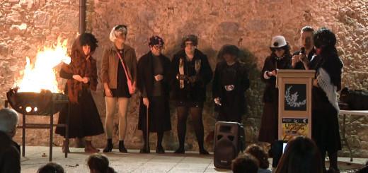 Enterrament de la Sardina, l'any passat