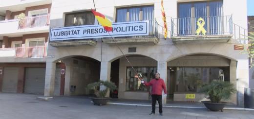 Home bandera espanyola00000000