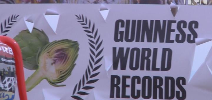 [Vídeo] [Pànic al Plató] Guinness World Records: 12500 carxofes a la brasa en una hora!