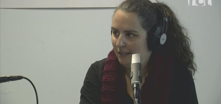 """[Vídeo][La Ciutat] Anahí Colotta : """"No és una feina tan segura per a les dones com per als homes"""""""