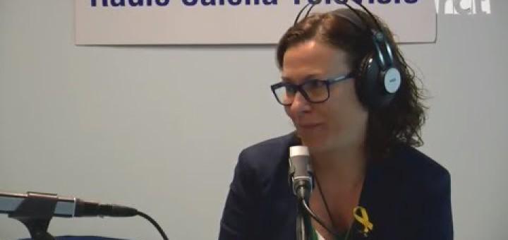 """[Vídeo][La Ciutat] Annabel Moreno (AMI) : """"Tinc el telèfon punxat des de fa molt de temps"""""""