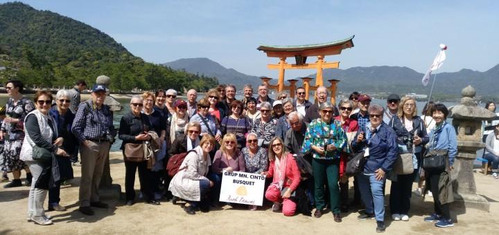 Cinto Busquet viatge Japó