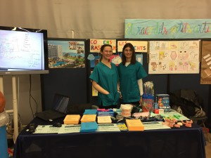 Stand del Cicle dHigiene Bucodental.