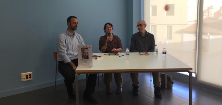 Presentació llibre Joan Rebagliato
