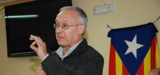 Carles Móra en una imatge d'arxiu