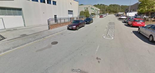 Lloc dels fets (Foto: Google Street View)