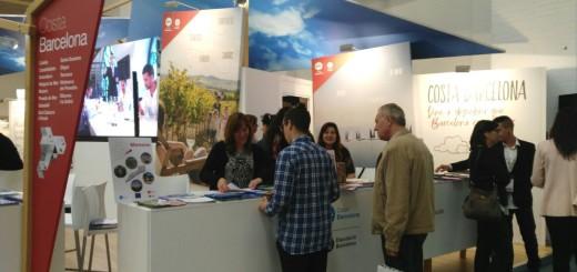 Calella, present a la Fira B-Travel 2017