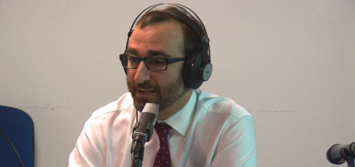 Lluís Serra, director de l'EUHT de Sant Pol de Mar