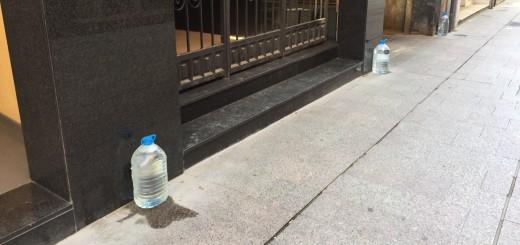 garrafes carrer sant joan