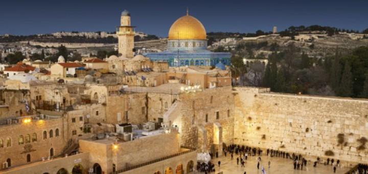 terra santa jerusalem