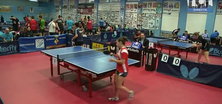 [Vídeo] [Transmissió Tennis Taula] Campionat de Catalunya Absolut i Adaptat – [Transmissió Tennis Taula] CTT Calella – Tatchepol Ripollet