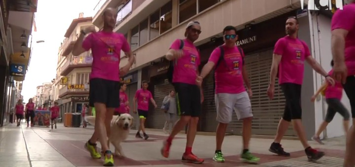 [Vídeo] Un miler de participants a la Marxa Solidària pel Càncer d'Oncolliga
