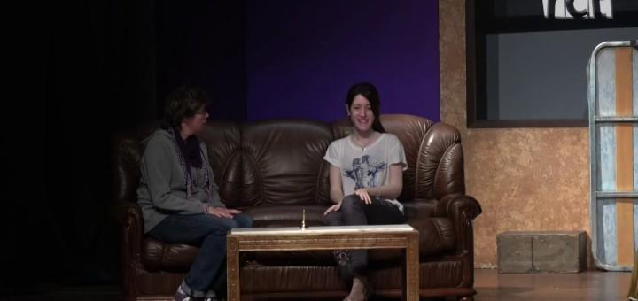 [Vídeo][La Ciutat] Un vodevil amb riure garantit, diumenge a l' Orfeó