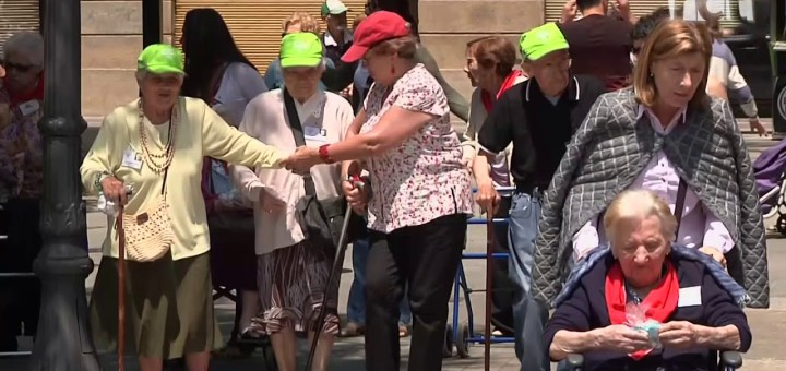 [Vídeo][La Ciutat] XVI Trobada amb la gent gran