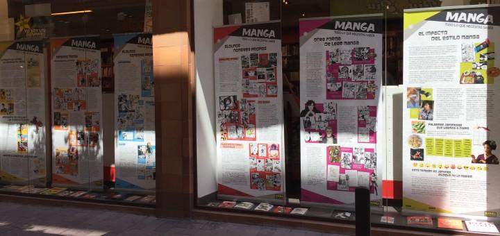 exposició manga