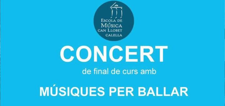 [Vídeo] [Auditori] Concert de final de curs de l'Escola Música Can Llobet