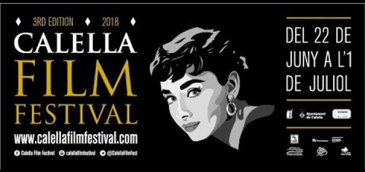 [Vídeo en directe] Gala Inauguració Calella Film Festival