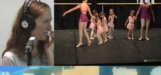 """[Vídeo] Laia Ferrer (Escola de de Dansa La Fàbrica): """"A l'escenari puges a fer feliç a qui t'està mirant"""""""