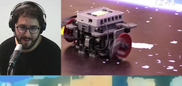 """[Vídeo][La Ciutat] Marc Gálvez: """"A través de la robòtica, es pot aprendre matemàtiques, física, enginyeria, art i, fins i tot, temes socials"""""""