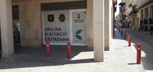 oac policia mossos