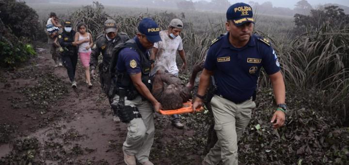 L'erupció del volcà Fuego ha ha deixat més 1,9 milions d'afectats a Guatemala