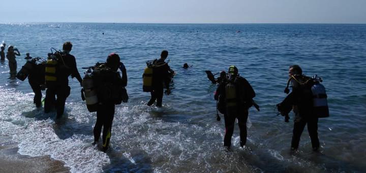 Foto: Club Esportiu Subaquàtic Calella