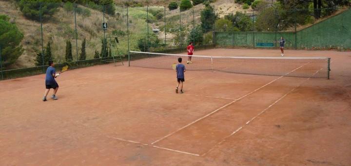 12 Hores de tennis i pàdel, l'any passat.