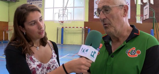[Vídeo] [Ona Maresme] Parlem amb Salvador Castro de la seva llarga trajectòria al món del bàsquet