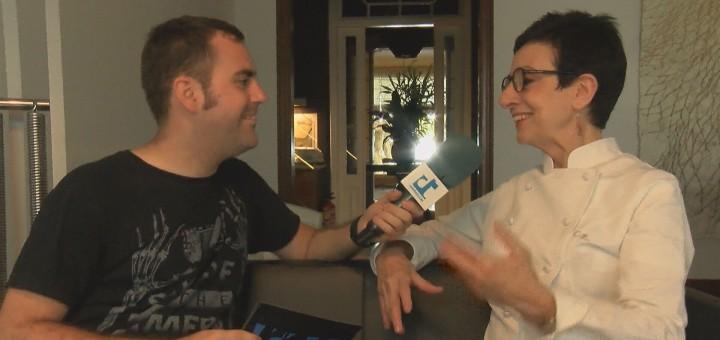 Entrevista Carme Ruscalleda