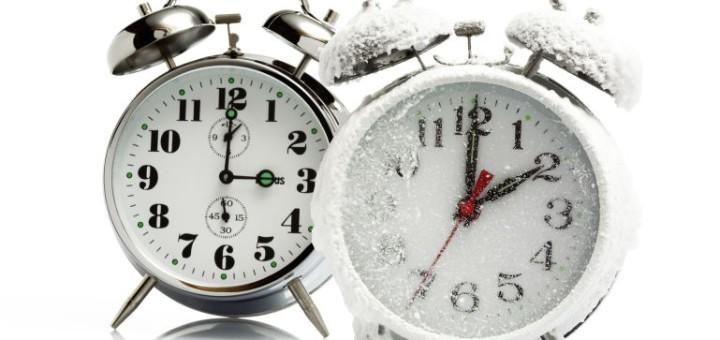canvi d'horari hivern