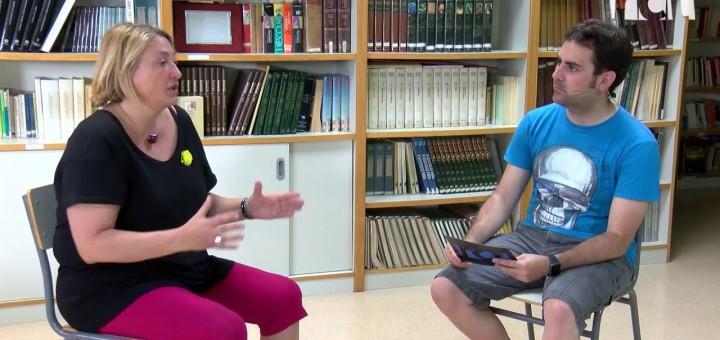 [Vídeo] [Ona Maresme] Conversem amb Assun Coll, professora i psicopedagoga de l'Escola Pia Calella