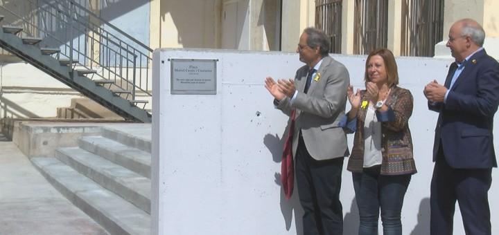 inauguració plaça muriel casals00000000