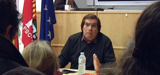 Pere Tarrés és el primer secretari del PSC de Calella