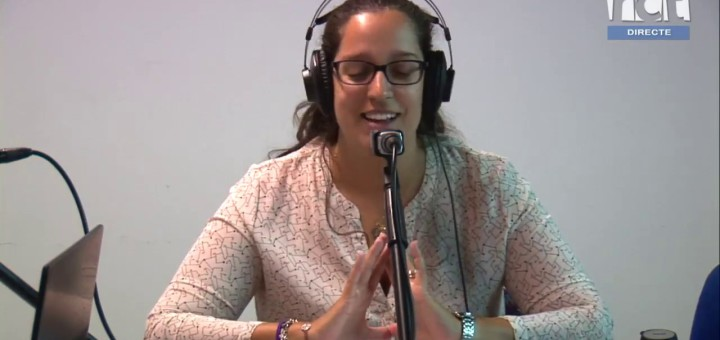 """[Vídeo][La Ciutat] Cindy Rando (pressupostos participatius joves) : """"Els joves podran dir la seva"""""""