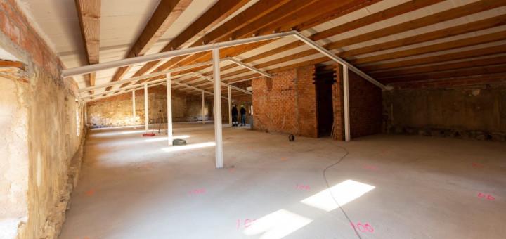 interior hostal vell