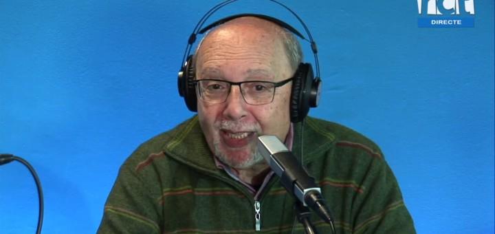"""[Vídeo][La Ciutat] Guillem Homet (Comunitat terapèutica del Maresme): """"Ràdio Calella TV és font de salut mental"""""""
