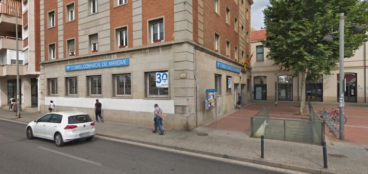 consell comarcal maresme ccm