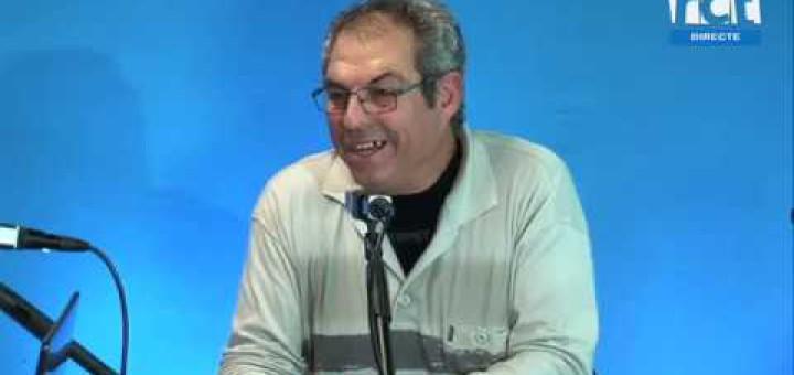 """[Vídeo][La Ciutat] Joan Gelmà (pagès): """"El canvi climàtic ens està matxacant"""""""