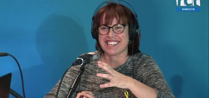 """[Vídeo][La Ciutat] Núria Parella : """"No estaré a primera línia"""""""