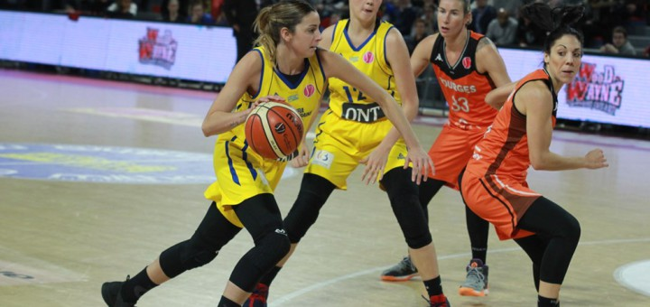 Mariona Ortiz, Castors Braine Bèlgica